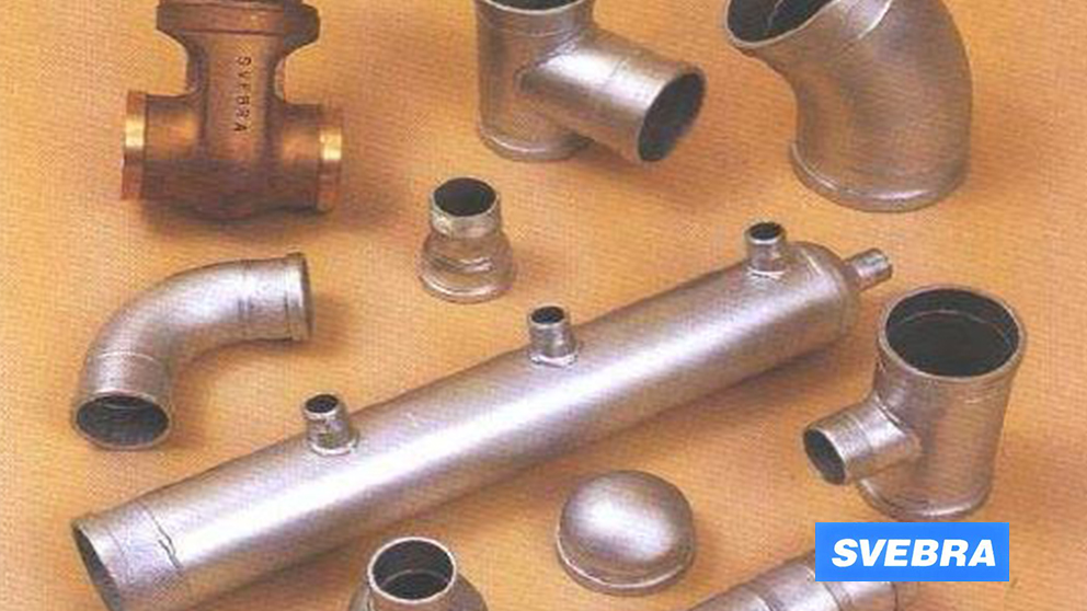 SVEBRA Lightweight Piping