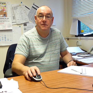Steve Conway, Engineering Manager