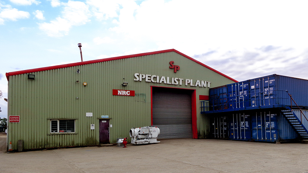 Specialist Plant Workshop